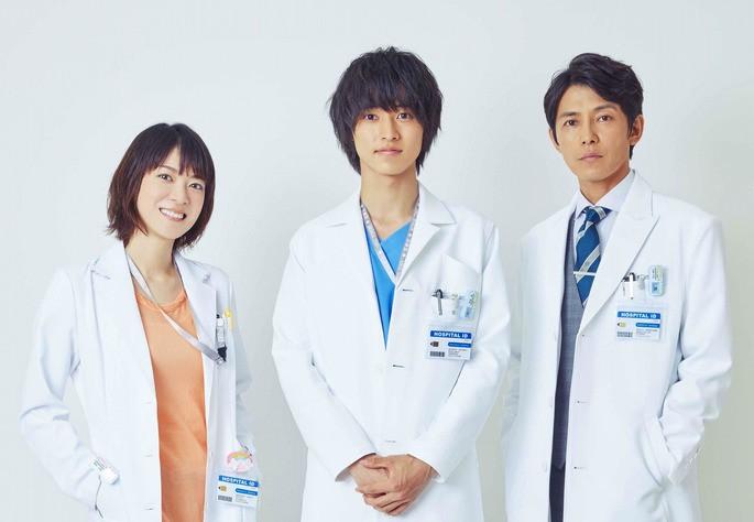 20 Mejores doramas japoneses - Good Doctor