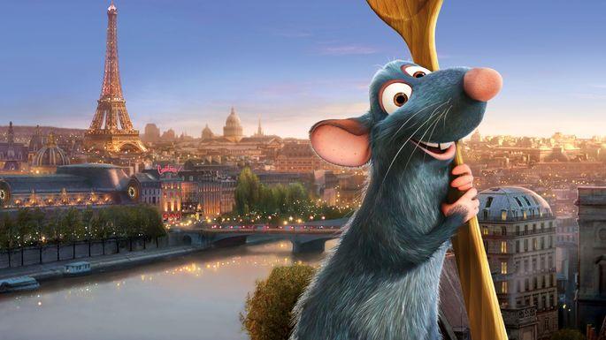 20 Mejores Peliculas Disney - Ratatouille