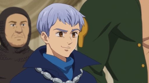20 Nanatsu No Taizai Personajes - Gustaf