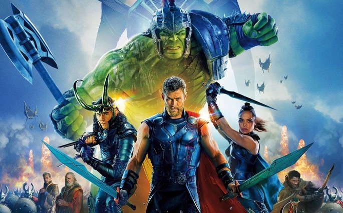 20 - Orden cronológico películas de Marvel - Thor Ragnarok