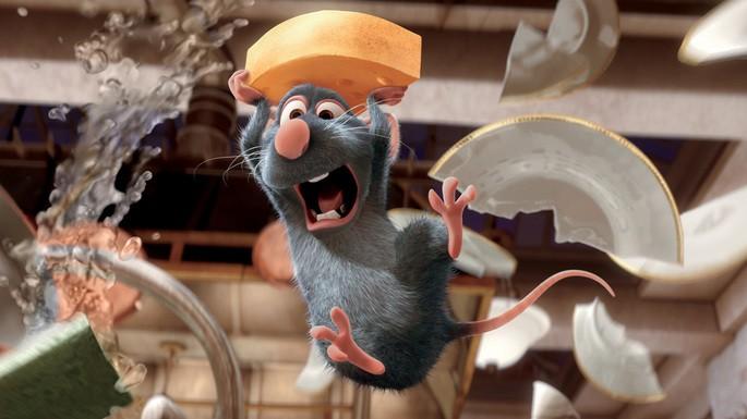 20 Peliculas animadas - Ratatouille