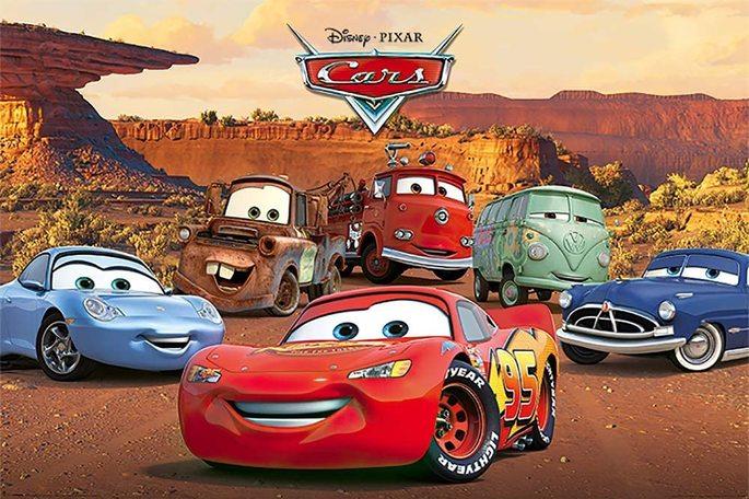 20 - Películas de Pixar -  Cars