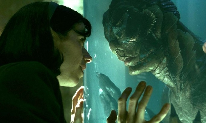 20 The Shape of Water Patient Peliculas Guerra