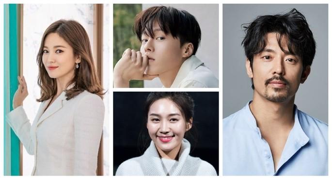 21 - Dramas coreanos del año - Now We Are Breaking Up