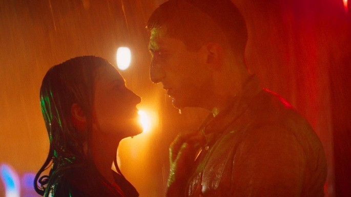 21. Inside the Rain - Películas románticas