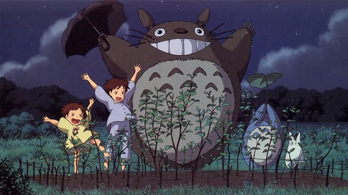21- Mi vecino Totoro
