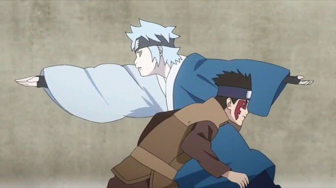 21 -  Mitsuki vs Shinki