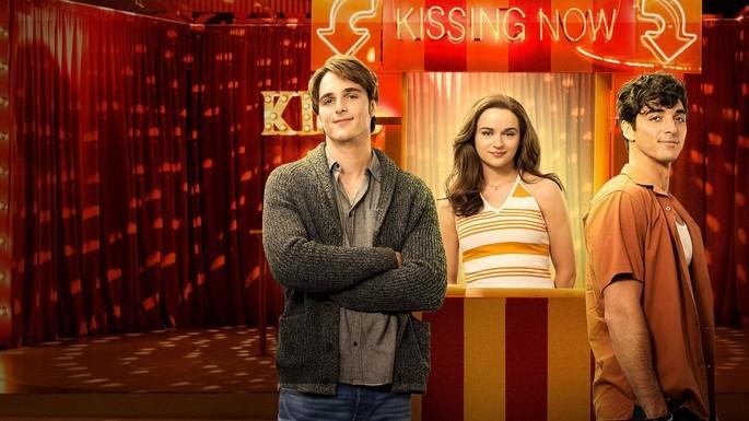 21 - Netflix Películas Románticas - El Stand de los Besos la saga