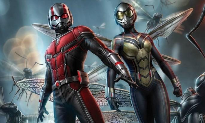 21 - Orden cronológico películas de Marvel - Ant-Man and the Wasp