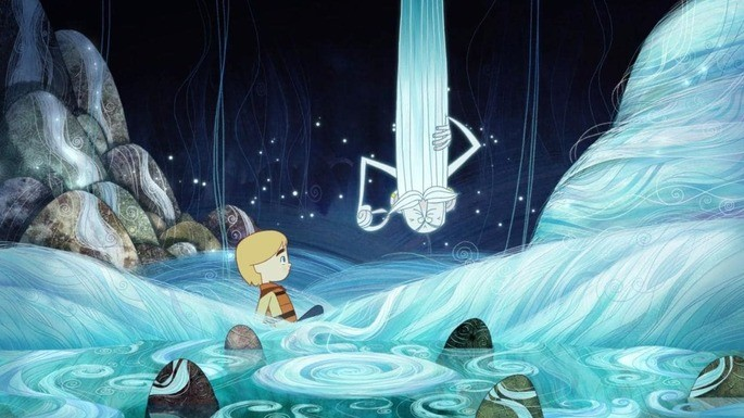 21 Peliculas animadas - Song of the Sea