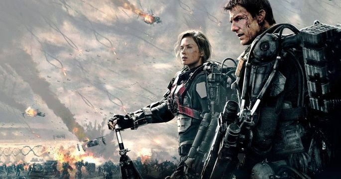 21 - Peliculas de extraterrestres - Edge of Tomorrow