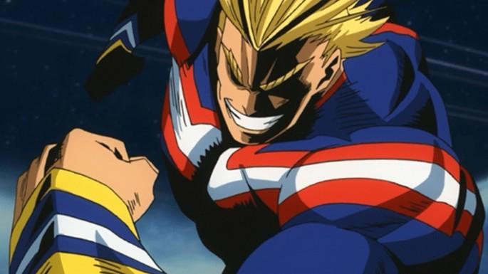 20 Toshinori Yagi Boku No Hero Academia Personajes