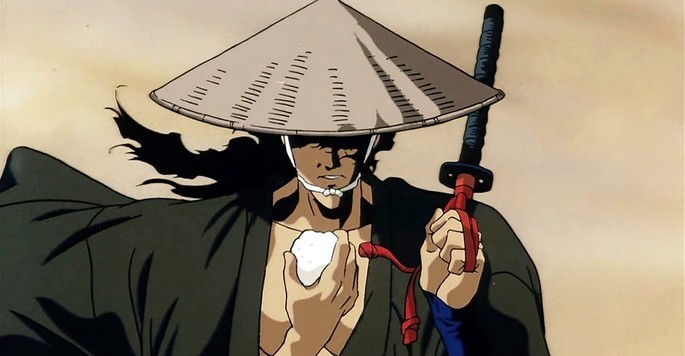 22 Animes de accion - Ninja Scroll