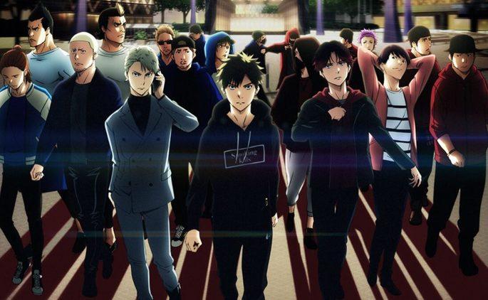 22 Estrenos anime otoño - Ikebukuro West Gate Park