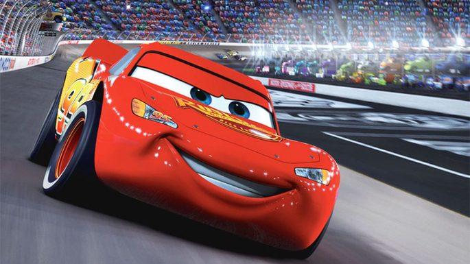 22 Mejores Peliculas Disney - Cars