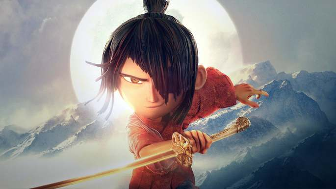 22 Peliculas animadas - Kubo and the Two Strings