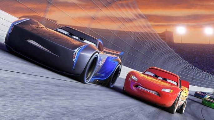 22 - Películas de Pixar - Cars 3