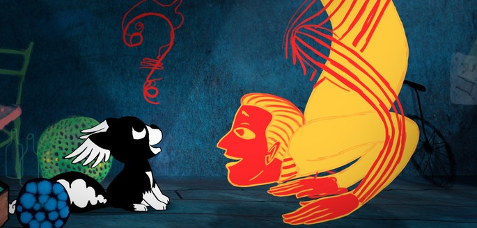 22 - Películas infantiles - Marona's Fantastic Tale