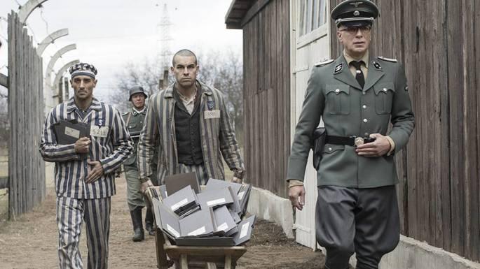 22 - Peliculas para llorar Netflix - El fotógrafo de Mauthausen