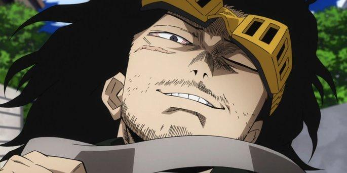 22 Shota Aizawa Boku No Hero Academia Personajes
