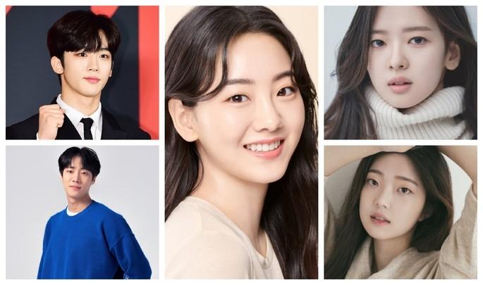 23 - Dramas coreanos del año - School 2021