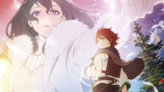 23 - Estrenos anime otoño - Saihate no Paladin