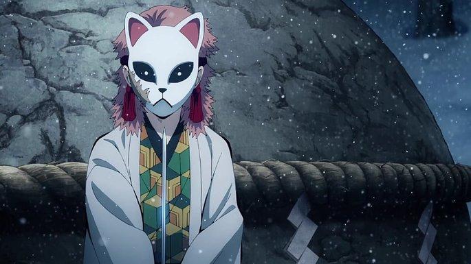 23 - Kimetsu No Yaiba - Personajes - Sabito