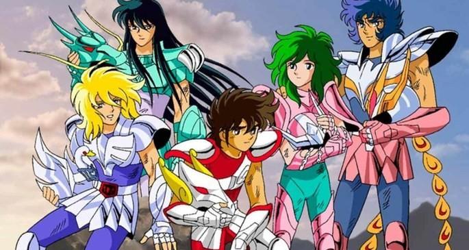 23 - Mejores anime de la historia - Saint Seiya