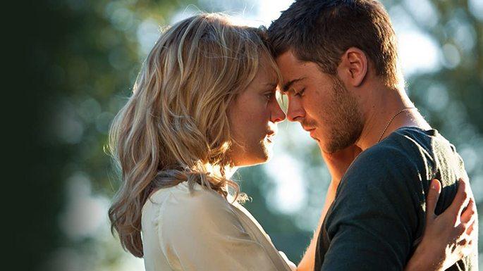 23 - Netflix Películas Románticas - The Lucky One