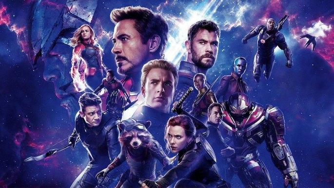 23 - Orden cronológico películas de Marvel - Avengers Endgame