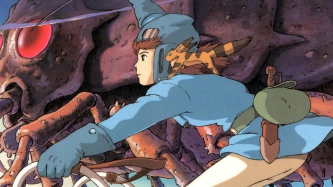 23 Peliculas animadas - Nausicaä of the Valley of the Wind