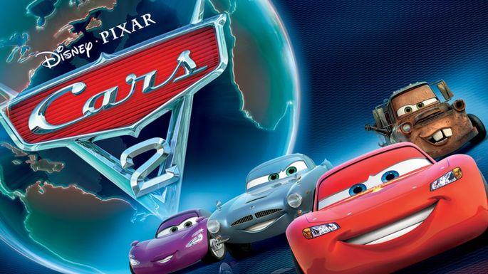 23 - Películas de Pixar - Cars 2