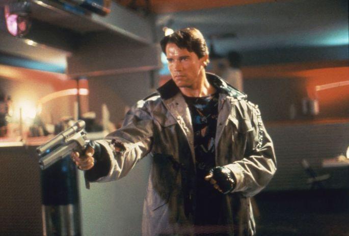 23 The Terminator Películas Ciencia Ficción
