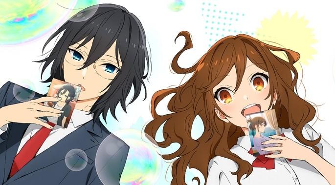 24 Anime estrenos invierno - Horimiya