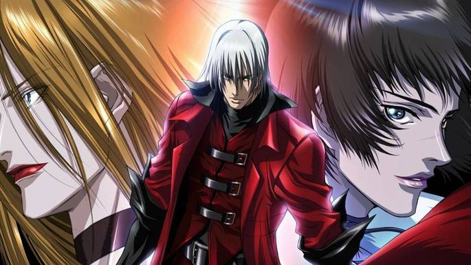 24 Devil May Cry Anime Netflix