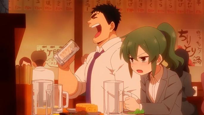 24 - Estrenos anime otoño - Senpai ga Uzai Kouhai no Hanashi