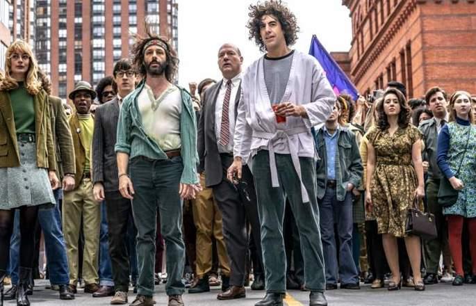24 - Mejores películas Netflix Originals - El juicio de los siete de Chicago