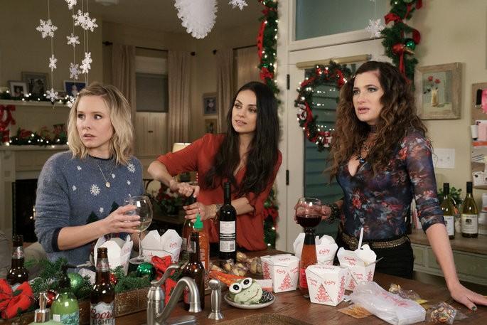 24 Peliculas de Navidad - A Bad Moms Christmas