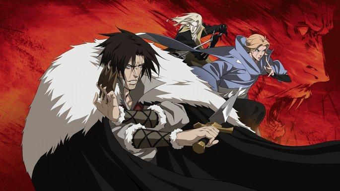 25 Castlevania Anime Netflix