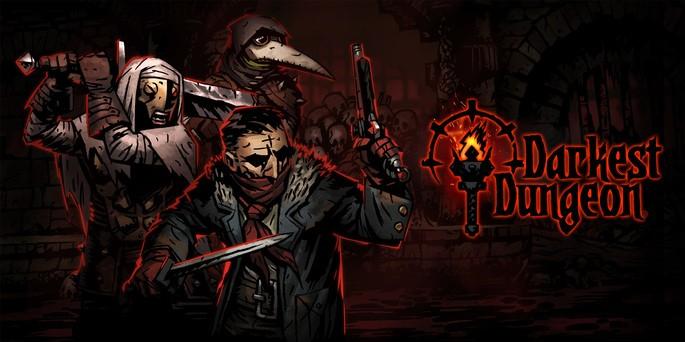 Darkest Dungeon Juegos de Terror