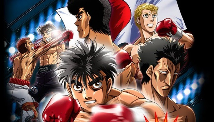 25 - Mejores anime de la historia - Hajime No Ippo