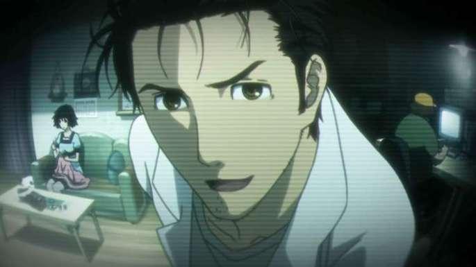 25 - Mejores anime de la historia - Steins;Gate
