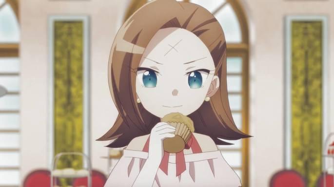 25 Otome Game no Hametsu Flag shika Nai Akuyaku Reijou ni Tensei shiteshimatta... Estrenos Anime Abril