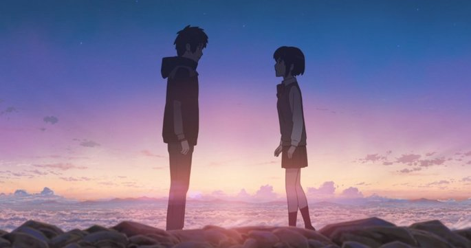25 Peliculas animadas - Your Name