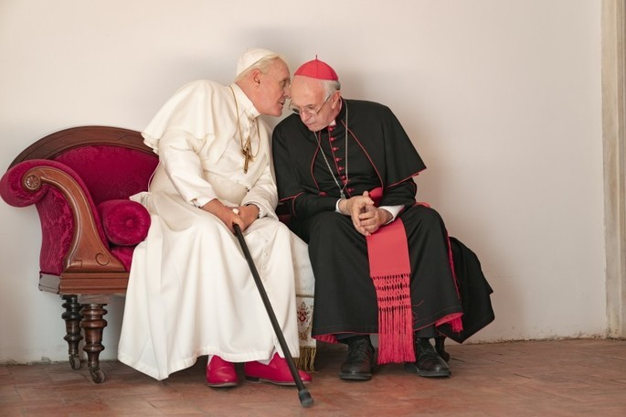 25 Peliculas basadas en hechos reales - The Two Popes