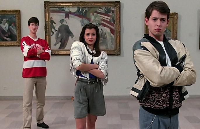 25 - Películas para adolescentes - Ferris Bueller's Day Off