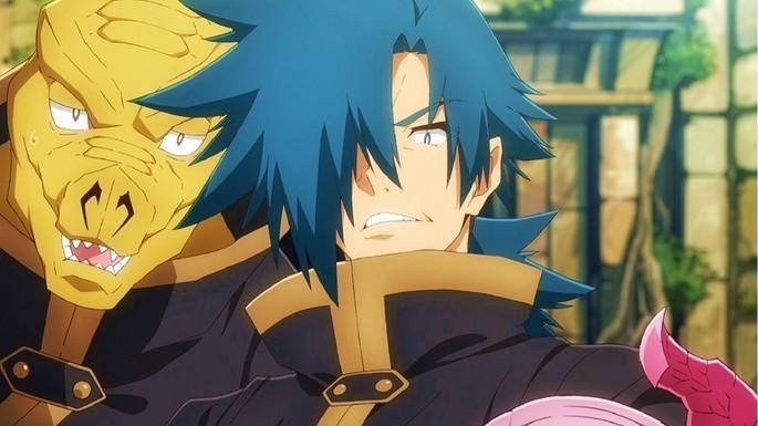 26 - Anime estrenos verano - Meikyuu Black Company