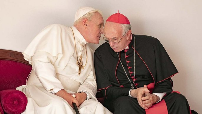 26 - Mejores películas Netflix Originals - The Two Popes