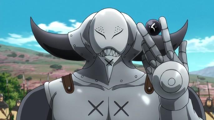 26 Nanatsu No Taizai Personajes - Golgius