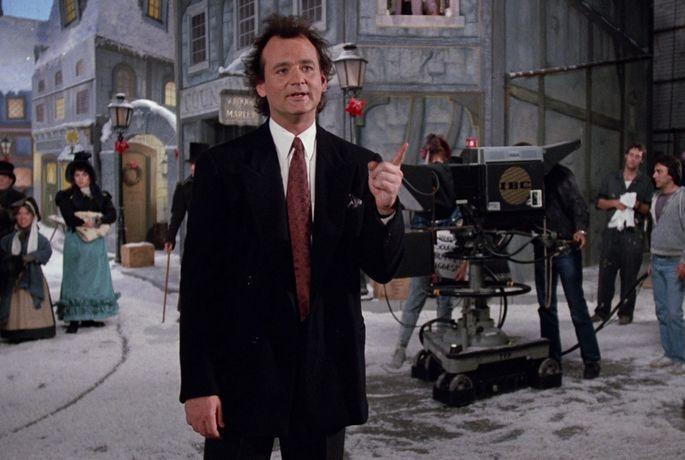 26 Peliculas de Navidad - Scrooged
